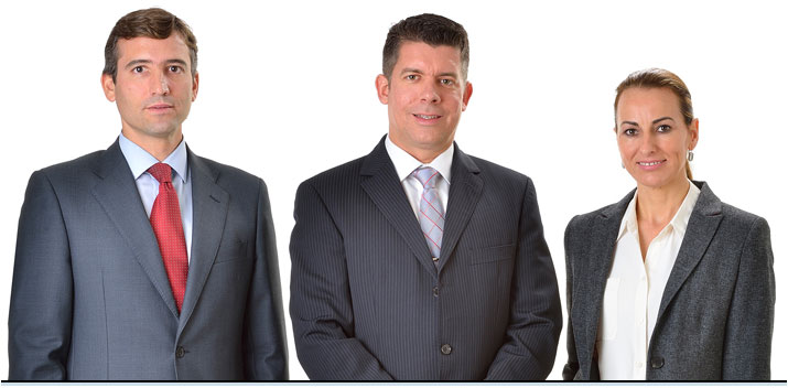 Team RCH Legal Abogados en Colaboración
